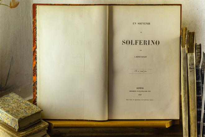 Buch - Eine Erinnerung an Solferino