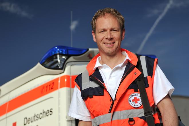 DRK Blomberg im Katastrophenschutz